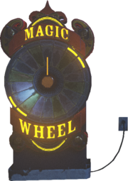 Magic Wheel IW