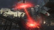 Promien z oczu giganta Gorod Krovi fabryka czolgow