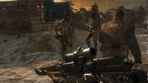 Call of Duty Black Ops - Präsidentenerlass - German Walkthrough