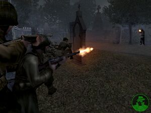 CoD2BRO - Crucifix Hill