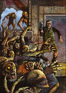 CoD Zombies Comic Issue4 Cover