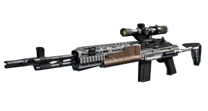 MK14 EBR Menu Icon Ghosts