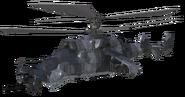 Mi-24 Hind model CoDG