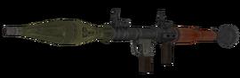 RPG-7 model CoDG