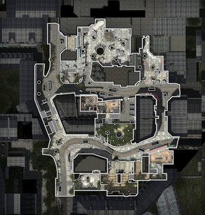 Resistance Top down map