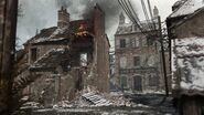 Winter Carentan Loading Screen 1 WWII