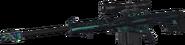 Barrett .50cal Neon Tiger MWR