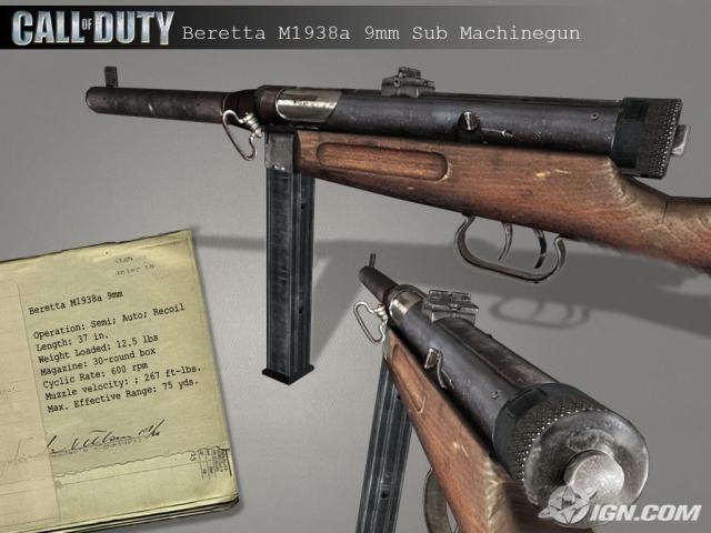 File:Beretta M1938a 9mm Sub Machinegun.jpg