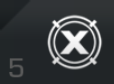 Deadeye Menu Icon Ghosts
