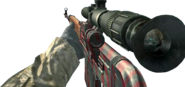 Dragunov Red Tiger CoD4