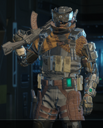 Prophet Telementor outfit BO3