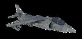 AV-8B Harrier II model CoD4