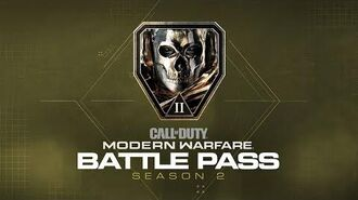 Call of Duty® Modern Warfare® Season 2 Battle Pass Trailer