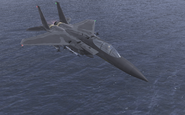 F-15 Eagle front view MW2