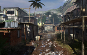 Favela Tropical Load Screen CoDO
