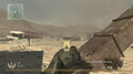 Golden Desert Eagle Iron Sights MW2