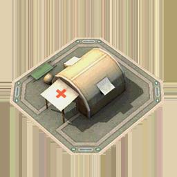 Hospital menu icon CoDH