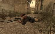 OpFor Sniper model COD4