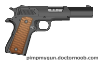 PMG Cain's M1911