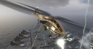 Stealth Chopper Carrier BOII