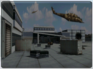 Clean Up Mission MW3DS
