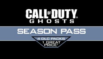 Header Call of Duty Ghosts Season Pass