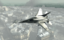 MiG-29 Iron Lady MW3