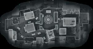 Slums Minimap BOII