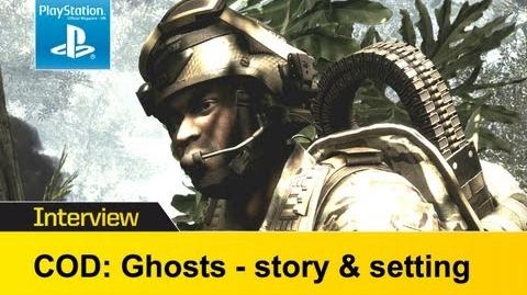 N7/Official Playstation Magazine gives more details on Call of Duty: Ghosts