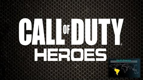 Call of Duty® Heroes - iOS Android - HD (Campaign South America) Gameplay Trailer
