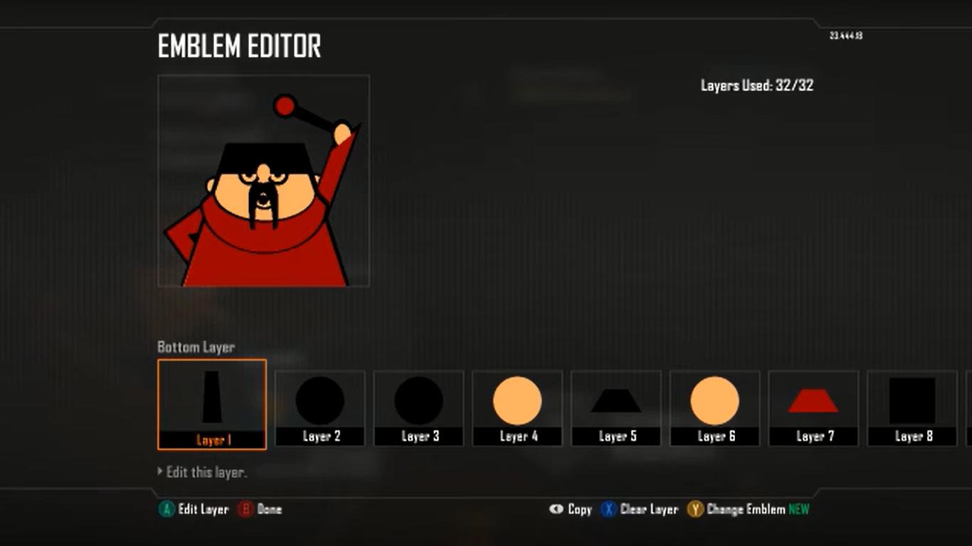Black Ops 2 Emblem Maker