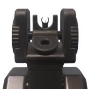 Fang 45 Iron Sights MWR