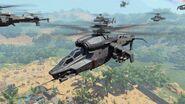 Hostile Attack Helicopter BO4