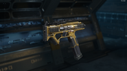 L-CAR 9 Gunsmith Model Gold Camouflage BO3