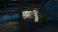MR6 Gunsmith model Diamond Camouflage BO3