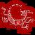 Personal DEFCON SHARK CoD MW2 Graffiti (15)