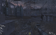 Power station Blackout CoD4