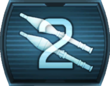 RPG-7 x2 Perk Icon MWR