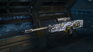 RSA Interdiction Gunsmith Model Snow Camouflage BO3