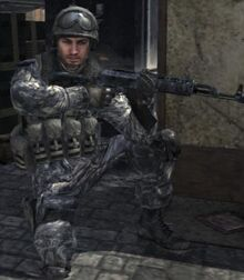 Spetsnaz AK-47 MW3
