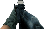 AK-47 Red Dot Sight CoD4