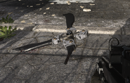 Call of Duty Modern Warfare 2019 Обломки от персонального радара