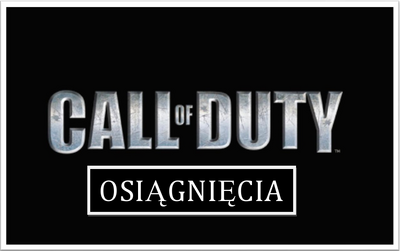 Call of duty osiagniecia