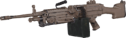 M249 SAW Flat Dark Earth MWR