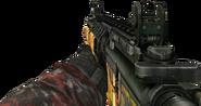 M4A1 Fall MW2