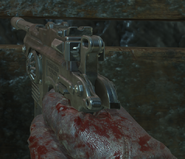 Mauser C96 BO3 in-game view