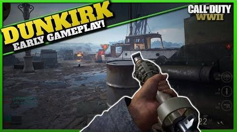 "Snipers will Love it! ""Dunkirk"" & Rifle Grenade Gameplay!"