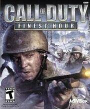 250px-CallofDutyFinest Hour Cover