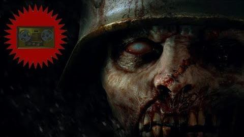 "Call of Duty WWII Zombies - All ""The Tortured Path"" Audio Recordings"