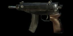 Menu mp weapons skorpion